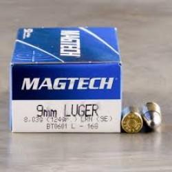 Magtech 9x19 FMC