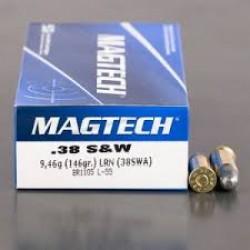 Magtech .38S&W