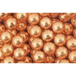 Copper plated lead balls 4,4mm