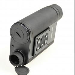 Infrared Laser range finder