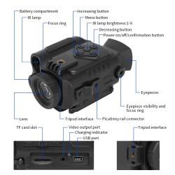 NV-600 Mini 1-5x18 digital NV scope/monocular