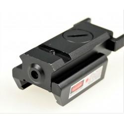 Red laser sight  RF rail