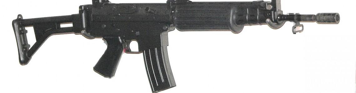 Centerfire Rifle