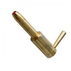 Laser bore sighter cartridge .22rf