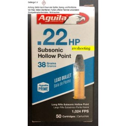Aguila Subsonic HP