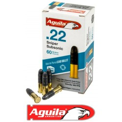 Aguila Subsonic Sniper