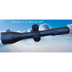 Delta Stryker 4,5-30x56 HD FFP IR model 2020