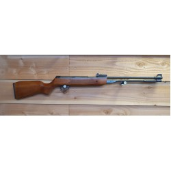 Cocking lever rifle